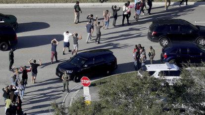 On Parkland shooting anniversary, Joe Biden calls for tougher gun laws