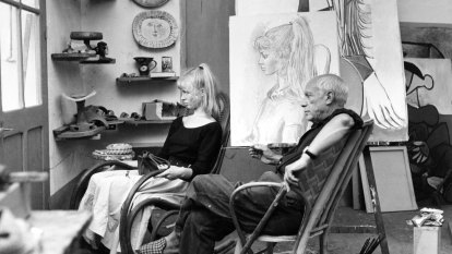 My life as Pablo Picasso's muse