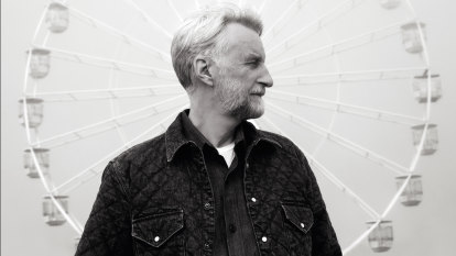 Billy Bragg is still angry - this time about COVID