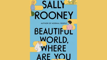 What really caught my eye in Sally Rooney's latest novel