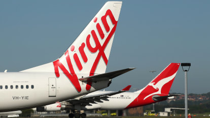 Travellers win from tumbling airfares as competition heats up