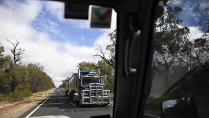 How to pump the brakes on COVID while keeping truckies moving