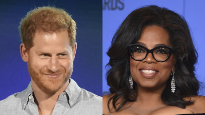 What is Prince Harry trying to tell us with his new series The Me You Can't See?