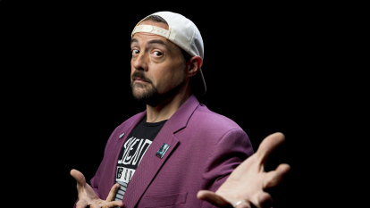 Kevin Smith masters new universe with He-Man for Netflix