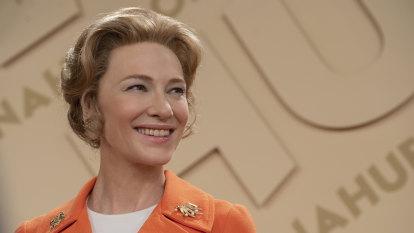 'Women aren't a monolith': Blanchett wants Mrs America to spark debate
