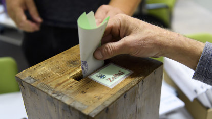 'It's not a wave, it's a tsunami': Green surge in Swiss election