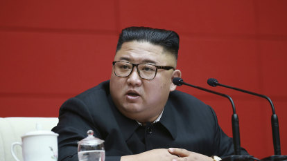 Kim lifts lockdown after suspected case 'inconclusive'