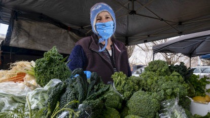 Farmers cling to city lifeline as DHHS backflips on COVID-19 market ban
