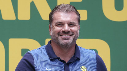 Postecoglou wants facilities 'legacy' from 2023 Women's World Cup