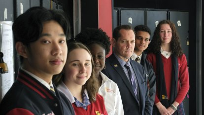 Time to applaud schools and students across Victoria