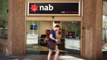 NAB ramps up temporary branch closures