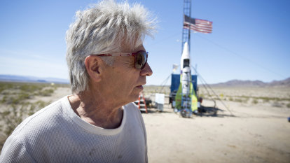 Daredevil dies in homemade rocket disaster on mission to prove Earth is flat
