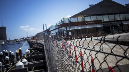 Central Pier closure came suddenly, urgently, but after years of warnings