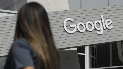 Google workers form new union, a tech industry rarity