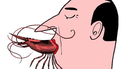 Heads you win: the prawn again chefs