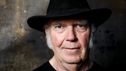 Not a Free World: Neil Young sues Trump's campaign for copyright