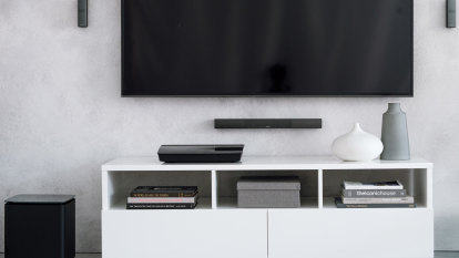 When it comes to home theatre systems, sometimes wired is wiser