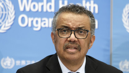 'A criminal': Ethiopia accuses WHO chief Tedros of backing rebel group