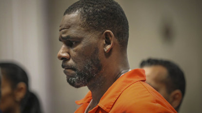 R. Kelly found guilty on all counts in sex trafficking case