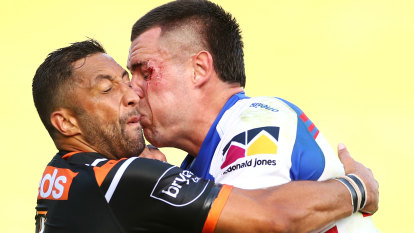The NRL was spending $500,000 a day. That's about to be cut in half