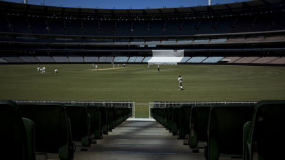 Sport returns to the 'G as curator says it will 'look a million bucks' on Boxing Day
