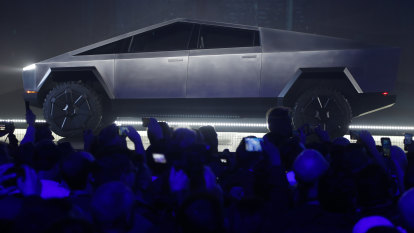 Elon Musk says there are 187,000 orders for the Tesla CyberTruck since its launch