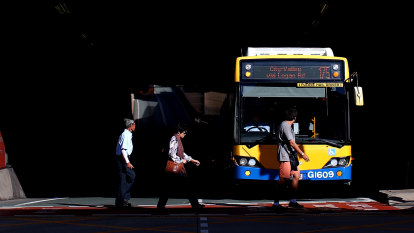 Greens to tempt Brisbane voters with free off-peak public transport