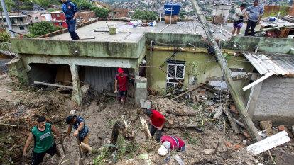 Dozens killed in Brazil floods