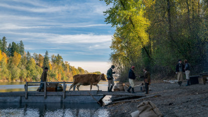 In the Oregon rain, Reichardt captures the romance of the wild