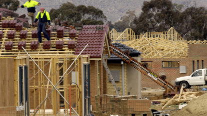 Adelaide Brighton unwinds along with housing construction