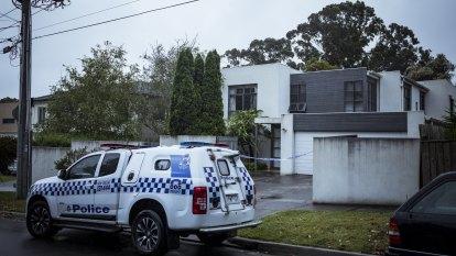 Man's body found in burning Black Rock home