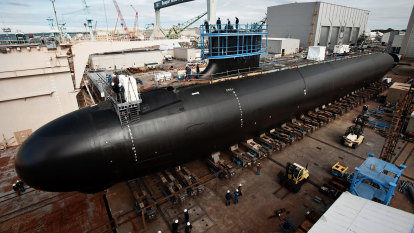 Subs set to sail past $100 billion as defence call on budget grows