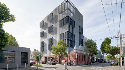 Cremorne tower overcomes high-rise heat and glare