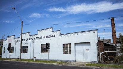 The end of the 'whoosh'? Historic Fairfield factory set for redevelopment