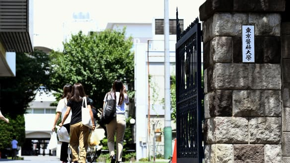 Tokyo Medical University confirms it cut women's marks
