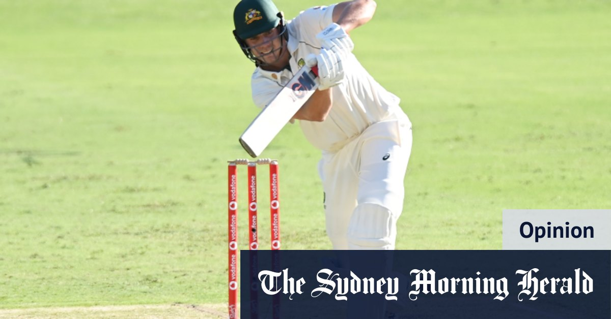 'Still finding his groove': Green searching for maiden Test wicket