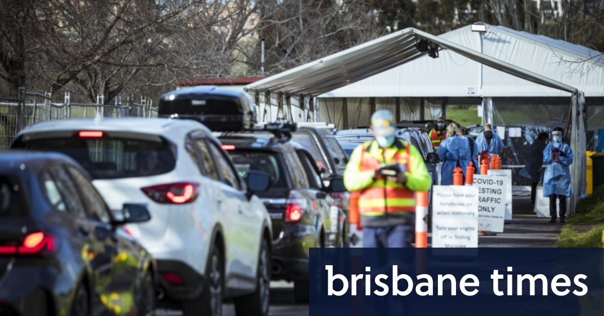 Second traffic controller infected as Victoria tweaks Pfizer rollout