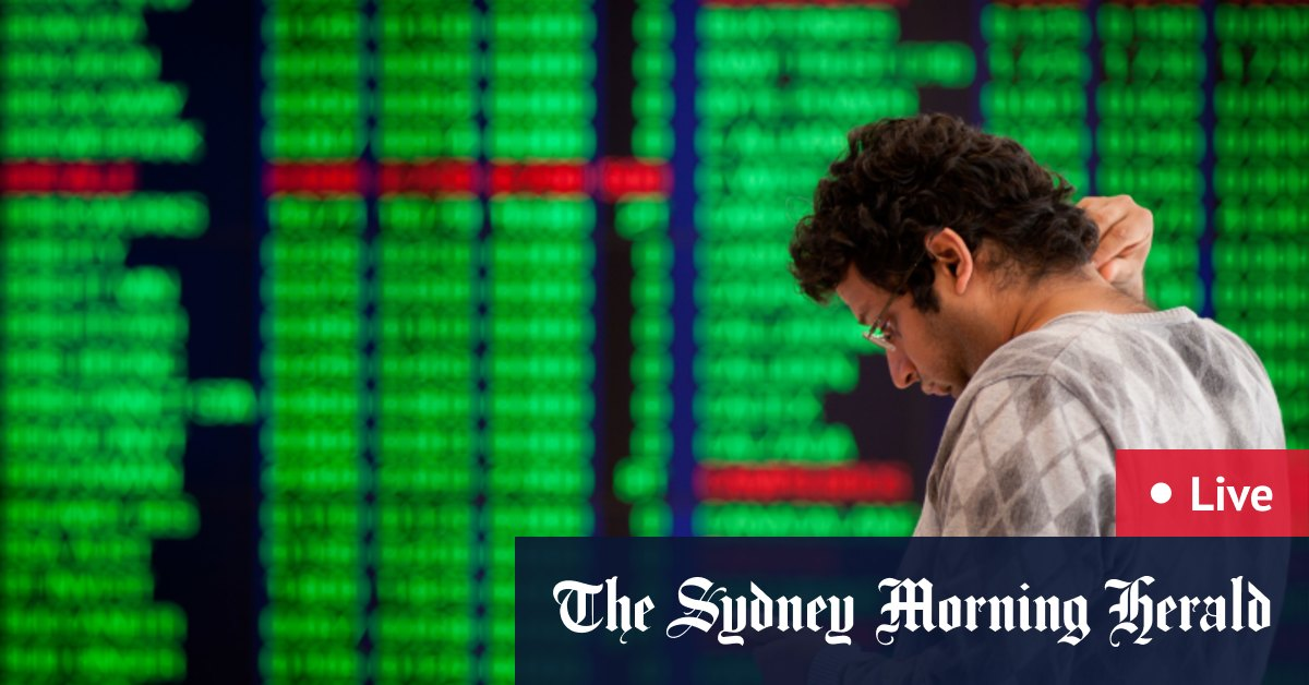 ASX trends 0.3 per cent lower as Trump and Biden go head-to-head – The Sydney Morning Herald