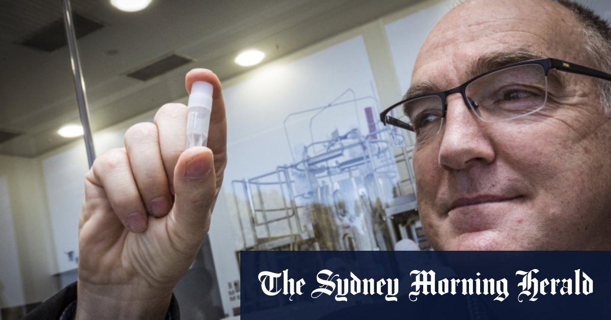 Coronavirus Melbourne Lab To Start Producing Oxford