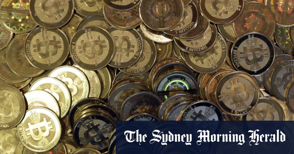 Bitcoin surges to all-time high ahead of Coinbase listing – Sydney Morning Herald