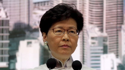 Hong Kong government does U-turn on controversial extradition bill