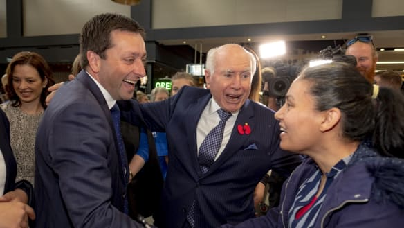 Victorian state election: Friday's campaign at a glance