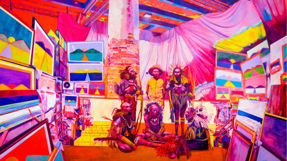 Review: Indonesian artists grapple with identity and freedom