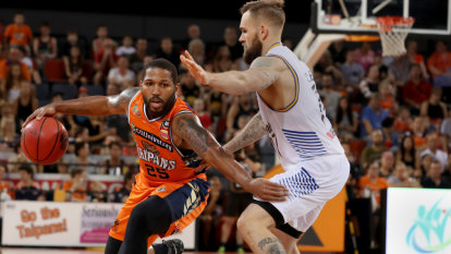 Brisbane Bullets dealt NBL finals blow by Taipans