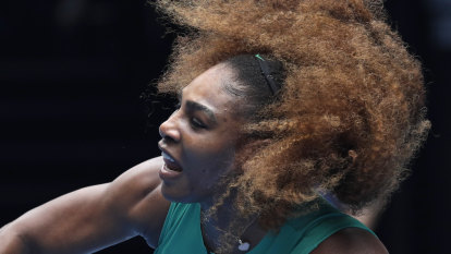 'Think like a champion': Serena's Super Bowl message of empowerment