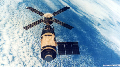 From the Archives, 1979: Skylab fever grips the world