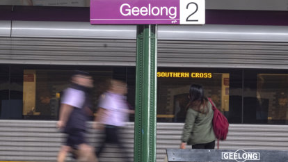 Fast rail to Geelong? Do they really think we're that stupid?