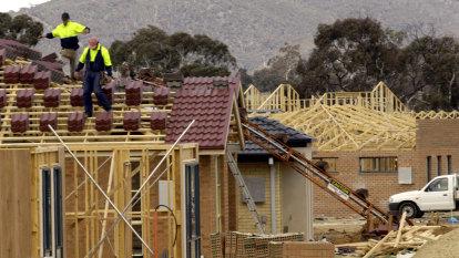 Housing loans still soft but 'green shoots' appear