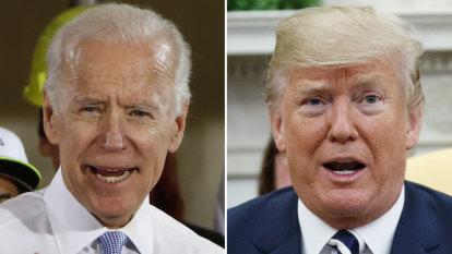 Impeachment calls as Trump confirms Biden corruption phone call