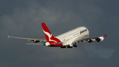 Qantas flies above its rivals as airlines hit by soaring fuel costs